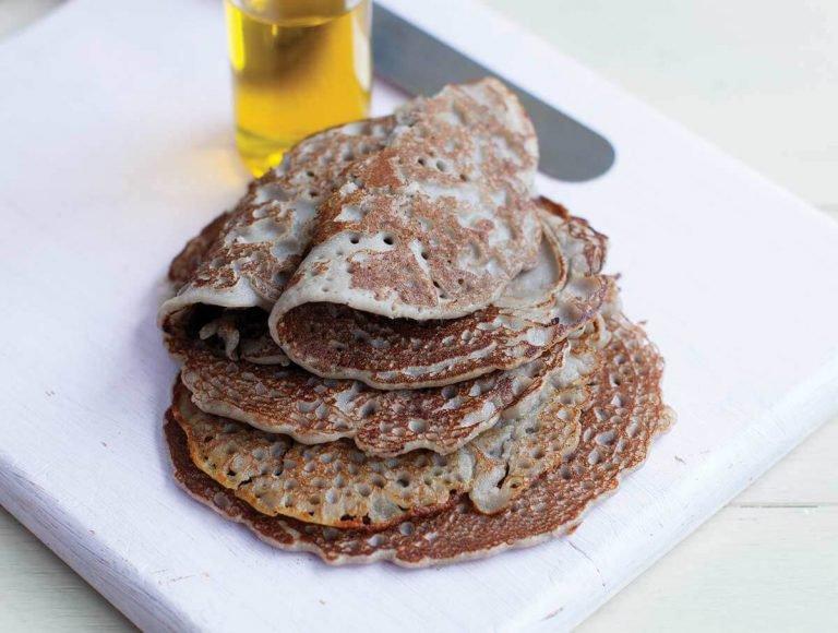 Tortitas trigo sarraceno