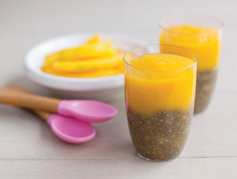 Pudin Mango