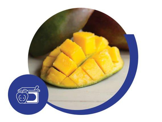 Segundo paso Alimentos troceados: el inicio de las texturas
